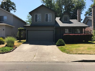 Tigard Single Family Home For Sale: 8372 SW Langtree St