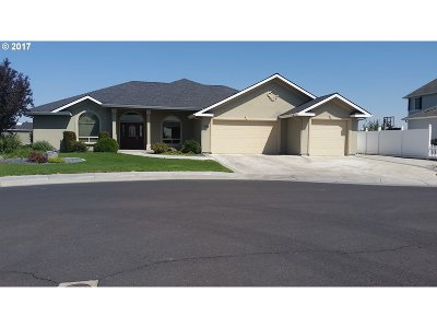 Hermiston Single Family Home For Sale: 1007 SW 19th Ct