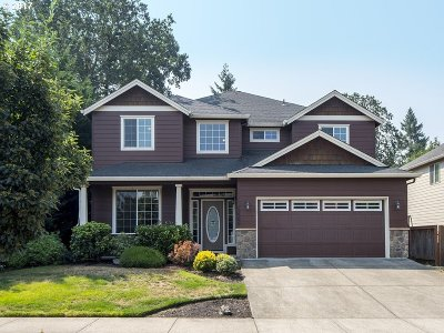 Oregon City Single Family Home For Sale: 14906 Smithfield Dr