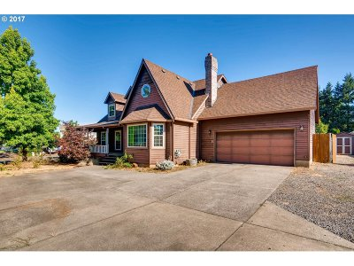 Oregon City Single Family Home For Sale: 19421 Prospector Ter
