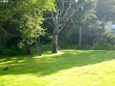 Cannon Beach Residential Lots & Land For Sale: 2887 S Hemlock St