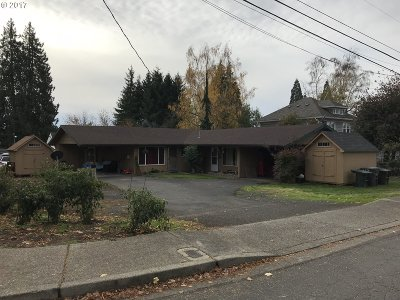 Hillsboro, Cornelius, Forest Grove Multi Family Home For Sale: 260 SE Maple St
