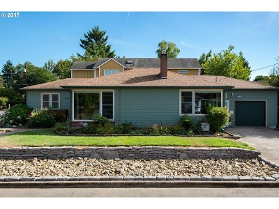 Single Family Home For Sale: 8532 SE Main St