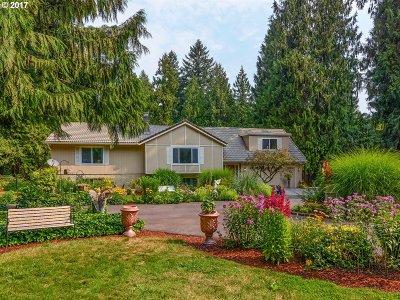 Single Family Home For Sale: 13818 NE 167th St