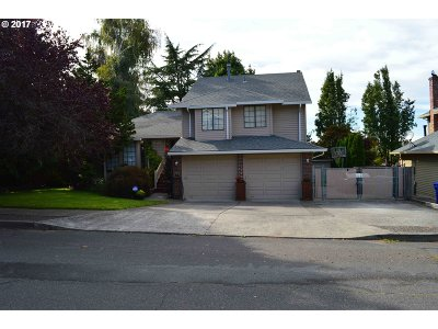 Gresham Single Family Home For Sale: 2533 SW Willowbrook Ave