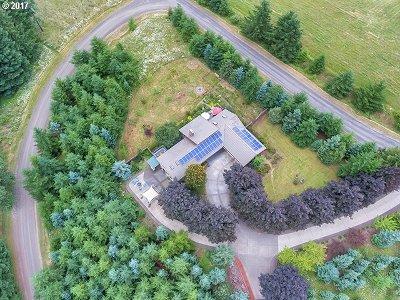 Newberg, Dundee Single Family Home For Sale: 19415 NE Brooks Ln