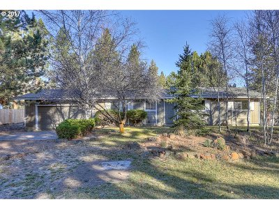 Bend Single Family Home For Sale: 60872 Jasmine Pl