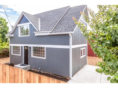 Single Family Home For Sale: 7135 SE 52nd Ave