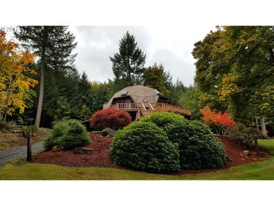 Springfield Single Family Home For Sale: 89980 Hill Rd
