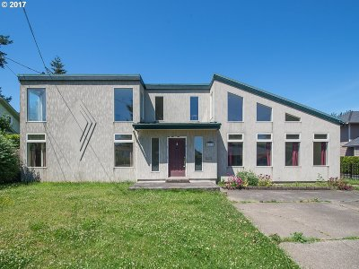Single Family Home For Sale: 4021 NE 105th Ave