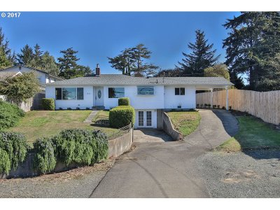 Coos Bay Single Family Home For Sale: 91646 Cape Arago Hwy