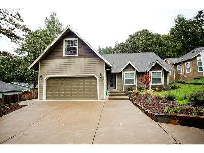 Springfield Single Family Home For Sale: 973 S 69th Pl