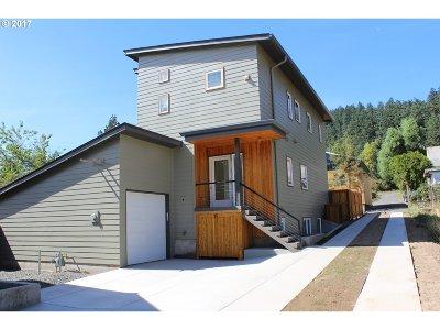 Eugene Single Family Home For Sale: 2160 Augusta St