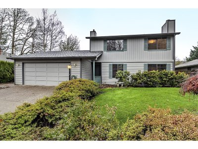Beaverton Single Family Home For Sale: 16740 NW Coburg Ln