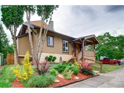 Single Family Home For Sale: 5602 NE 13th Ave