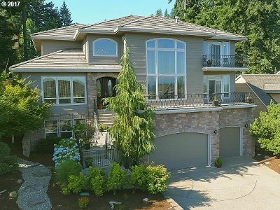 Happy Valley, Clackamas Single Family Home For Sale: 13285 SE Jordan Ct
