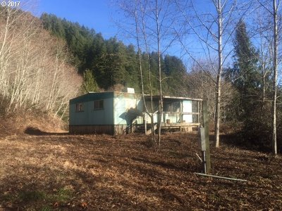 Mapleton Single Family Home For Sale: 11769 Alder Ave