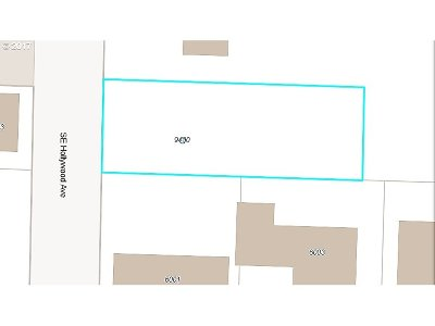 Milwaukie Residential Lots & Land For Sale: 9400 SE Hollywood Ave