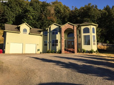 Single Family Home For Sale: 5122 SE Jenne Rd
