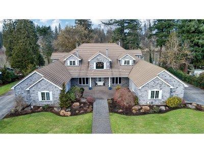 Aurora Single Family Home For Sale: 16275 NE Eilers Rd