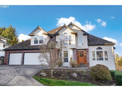 Single Family Home For Sale: 12873 SW Ridgefield Ln