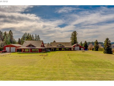 Estacada Single Family Home For Sale: 20525 S Bluebird Ln