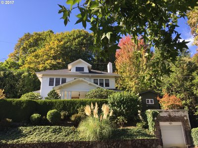 West Hills Single Family Home For Sale: 2646 NW Cornell Rd