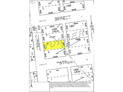 Turner Residential Lots & Land Sold: 5th St #Lot 6