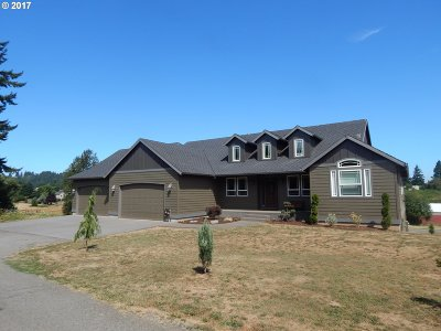Single Family Home For Sale: 11393 SE 282nd Ave