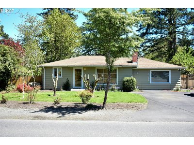 Tigard Single Family Home For Sale: 10700 SW Fonner St