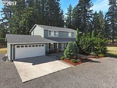 Estacada Single Family Home For Sale: 30355 SE River Mill Rd