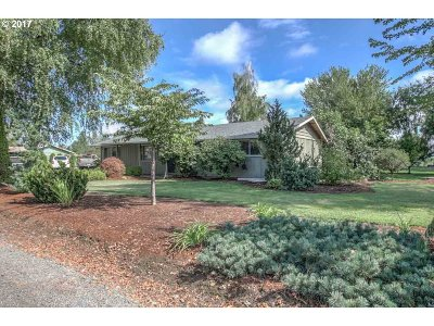 Canby OR Single Family Home For Sale: $428,700
