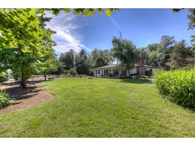 Dallas Single Family Home Sold: 15395 Guthrie Rd