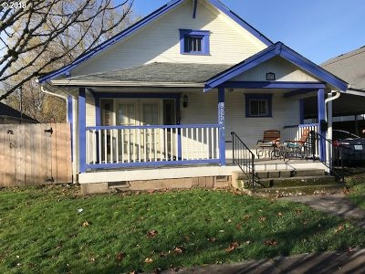 McMinnville Single Family Home For Sale: 925 NW Alder St NW