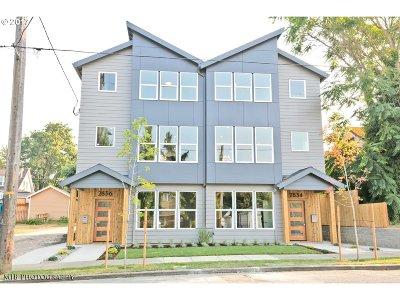 Clackamas County, Multnomah County, Washington County Multi Family Home For Sale: 2834 NE Killingsworth St