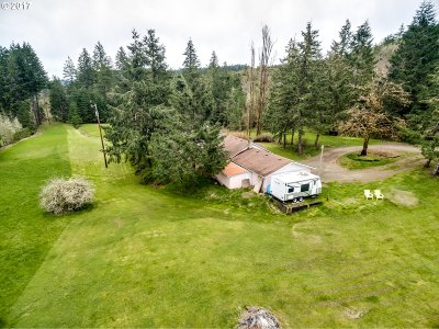 Cottage Grove, Creswell Single Family Home For Sale: 5225 Territorial Hwy
