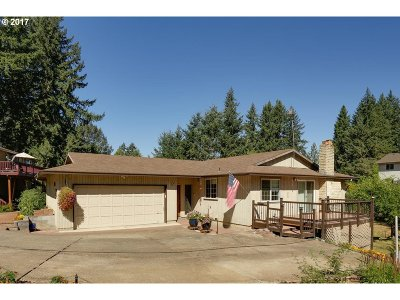 Estacada Single Family Home For Sale: 971 NE Glen Ct