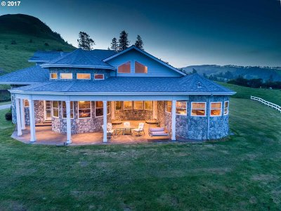 Gold Beach Single Family Home For Sale: 94589 N Bank Rogue Rd