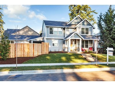 Tualatin Single Family Home For Sale: 22950 SW 110th Pl