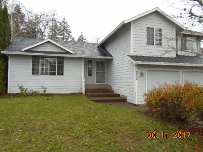 Beaverton Single Family Home For Sale: 375 SW 207th Ave