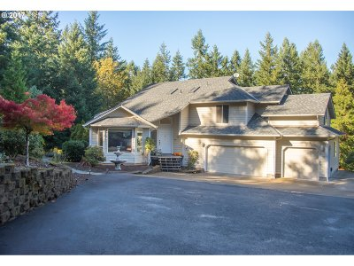 Eugene Single Family Home For Sale: 30327 Seely Ln