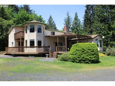 Scappoose Single Family Home For Sale: 20700 NW Gilkison Rd