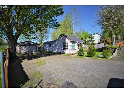 Salem Single Family Home Sold: 165 NW College Dr