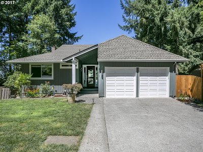 Lake Oswego Single Family Home For Sale: 1611 Highland Dr