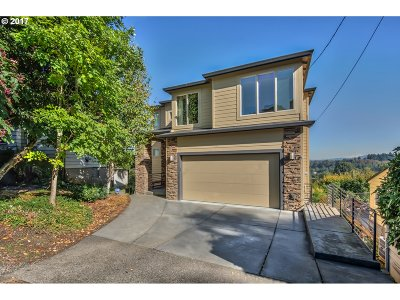Single Family Home For Sale: 7574 SW Fulton Park Blvd