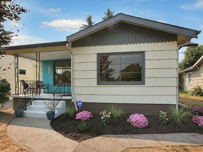 Portland Single Family Home For Sale: 7128 N Central St