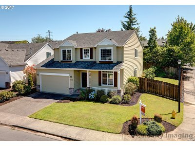 Portland Single Family Home For Sale: 16798 NW Countryridge Dr