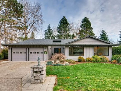 Tigard Single Family Home For Sale: 11348 SW Ironwood Loop