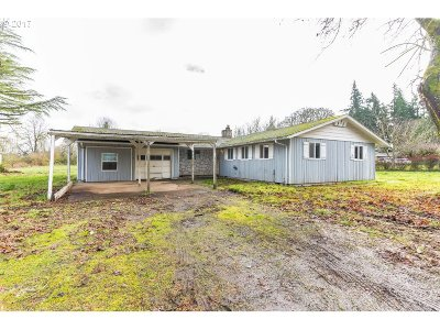 Canby Single Family Home For Sale: 27350 S Gribble Rd