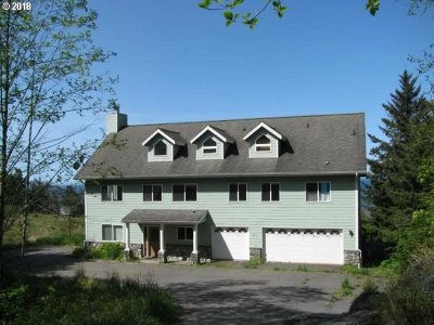 Gold Beach Single Family Home For Sale: 36710 Tinsley Ln